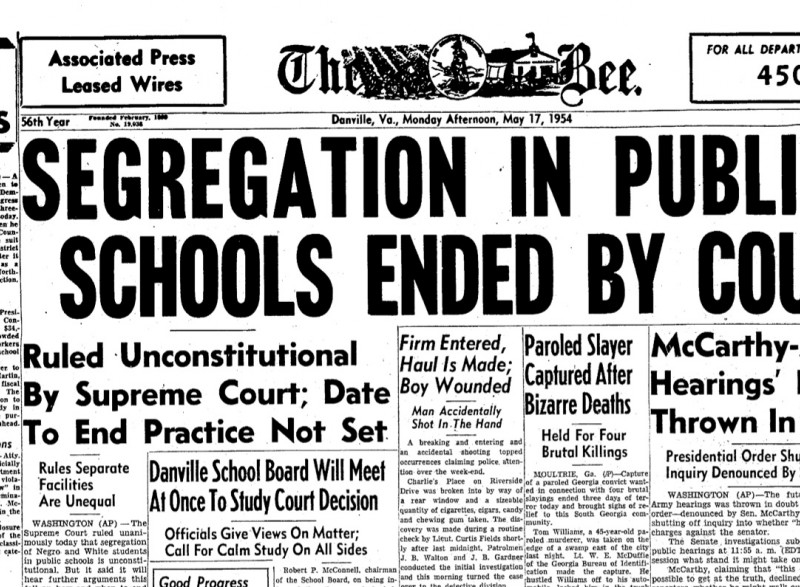 an analysis of racism and school segregation in american public schools By the middle of the twentieth century their focus was on legal challenges to public-school segregation the brown v board american schools in the.