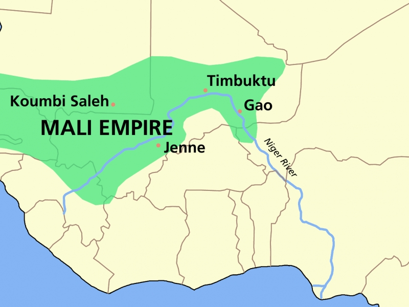 African empire mali and islam