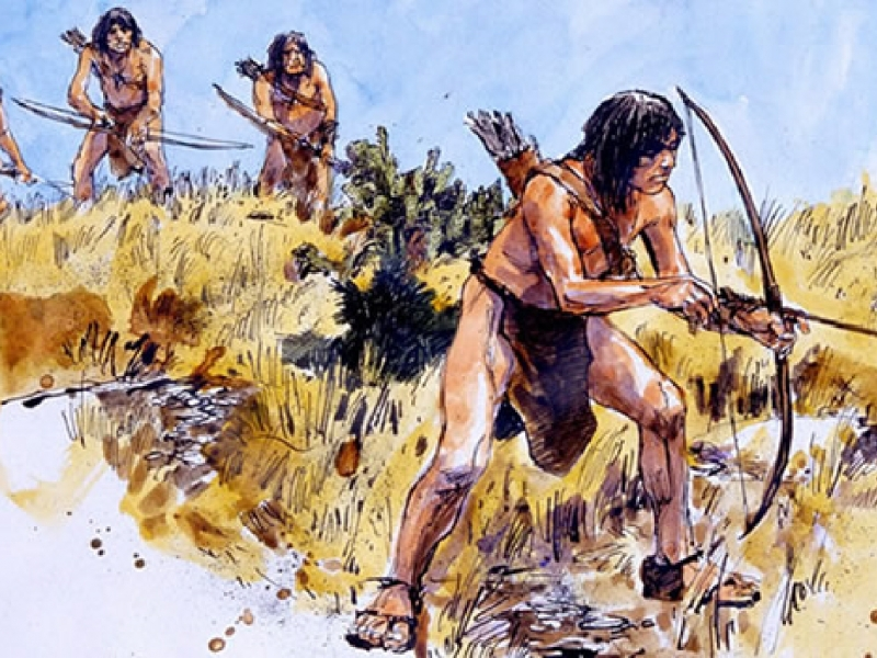 gender relations in the upper paleolithic The upper paleolithic cultural revolution : and other creative works that the upper class considered to have value including in gender relations.