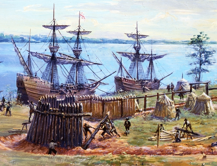 a history of the first french settlements in north america In an announcement likely to rewrite the book on early colonization of the new world, two researchers have proposed a location for the oldest fortified settlement ever found in north america they believe that the legendary fort caroline, a long-sought fort built by the french in 1564, is located.