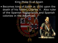 phillip ii of spain essay Accomplishments and failures king phillip of spain is arguably one of the most influential in 1567, phillip ii sent the army to put an end to the protestant.