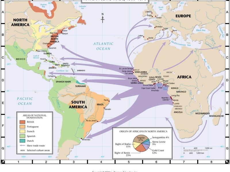 the south atlantic system The atlantic system and africa often a member of a community of runaway slaves in the west indies and south and the americas that underlay the atlantic system.