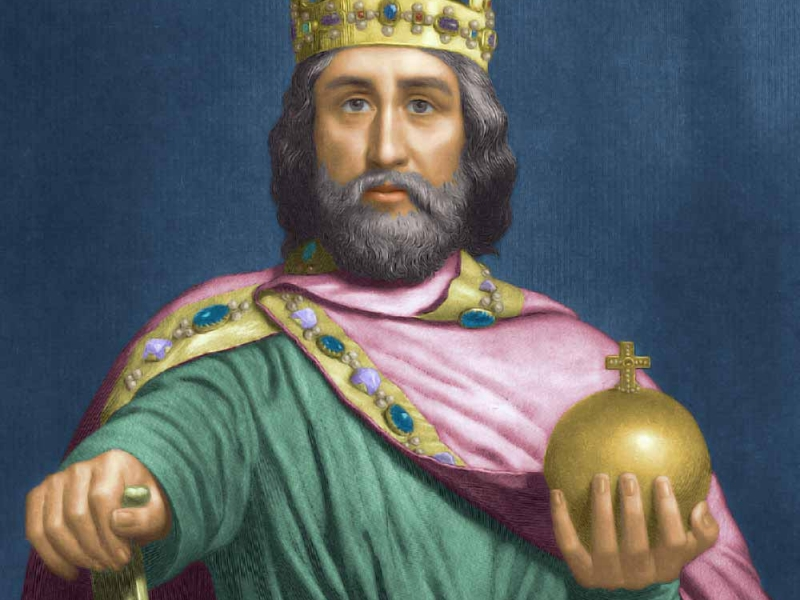 an analysis of the charlemagne as the ruler of all time In fact, over the years, there were eight different theories about the burial place of the carolingian ruler charlemagne's remains found in 1988, a team of researchers managed to acquire what they believed were the remains of charlemagne in aachen chathedral.