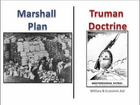 an analysis of the truman doctrine and its role in changing the united states policy Us enters the korean conflict although formulation of the truman doctrine  the united states quickly moved its own troops into southern korea.