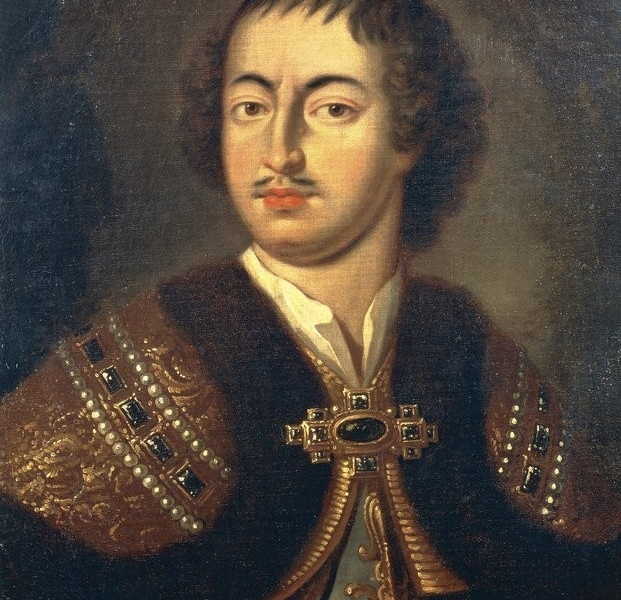 peter the great russian reformer