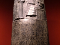 an analysis of the code of hammurabi a series of 282 laws decreed by hammurabi in babylon