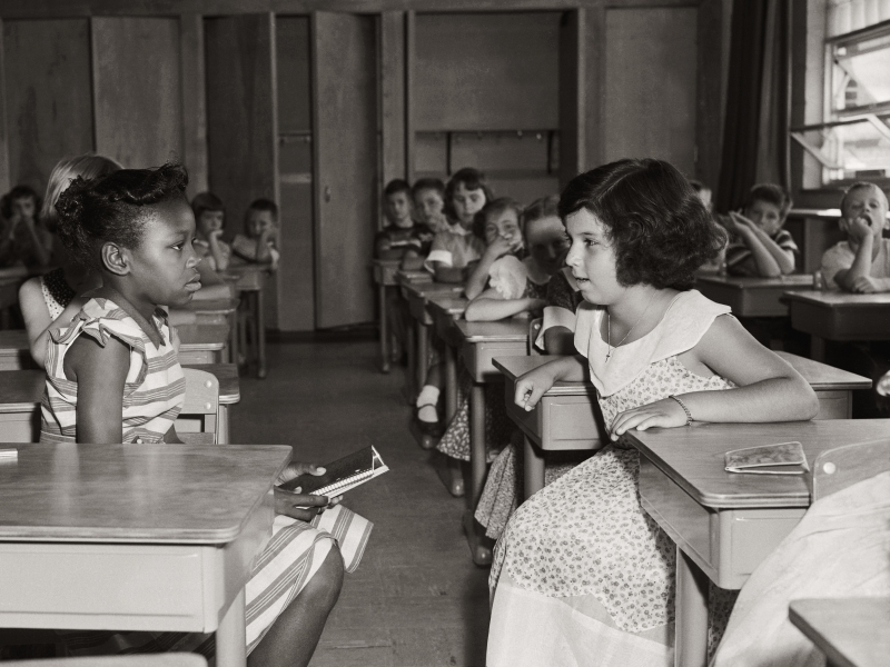 the segregation of americas school system Our schools are still segregated, in fact, more segregated than they were in the 1960s the supreme court declared segregation it's important to note that modern school segregation is not the same as the government-sanctioned social system that the.
