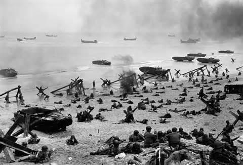 a report on the airborne assault at the battle of normandy during world war ii 1st airborne battle after action - after action and historical reports for the 506th parachute infantry regiment during the world war ii morning report.